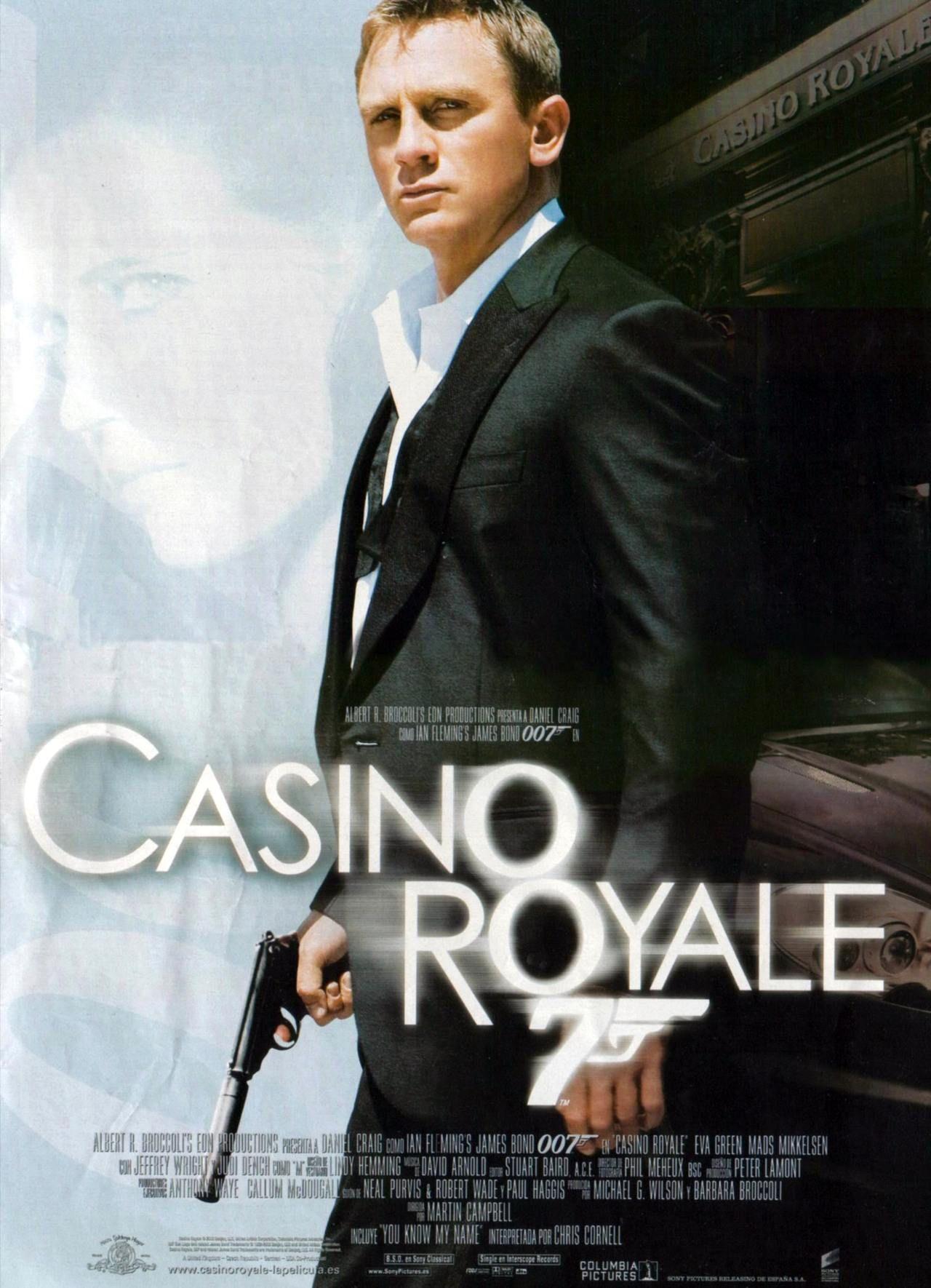 Casino royale hd online best casino poker