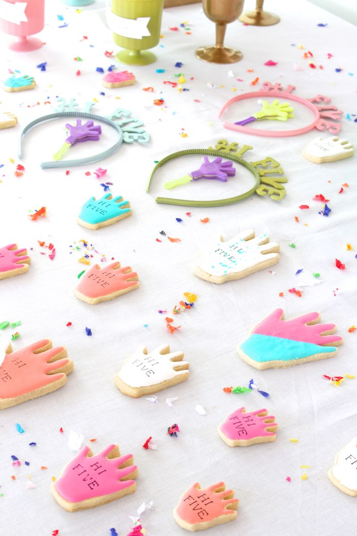 HI FIVE Birthday Party For A 5 Year Olds And Other Awesome Ideas Your Next
