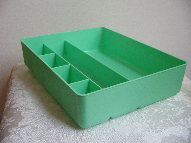 Vintage 1980\'s Goody Handi Tray NEW Divided Drawer Organizer Plastic ...