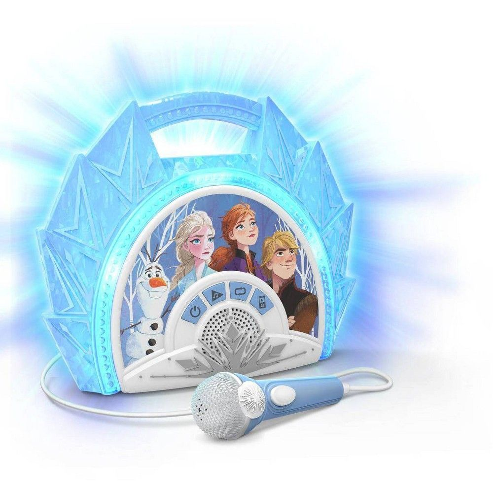 Disney Frozen 2 Sing Along Boombox Disney Frozen Toys Disney