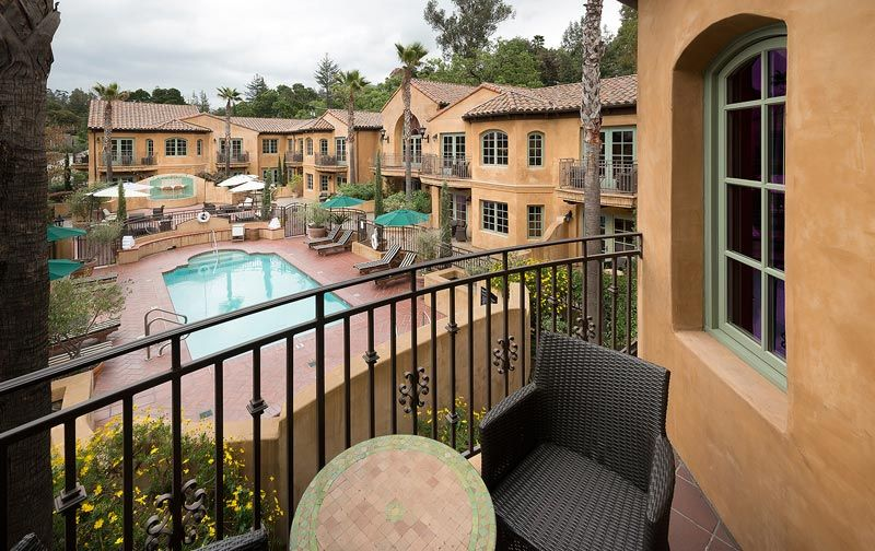 Hotel Los Gatos Stay There After Visiting Picchetti Winery And Dining At Manresa Valley Hotel Hotel La Hotel