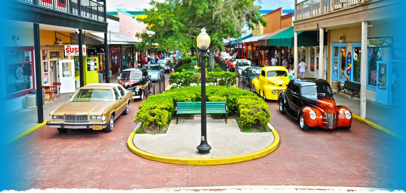 Old Town Kissimmee; Unique Shops, Dining, & Amusements in Kissimmee ...