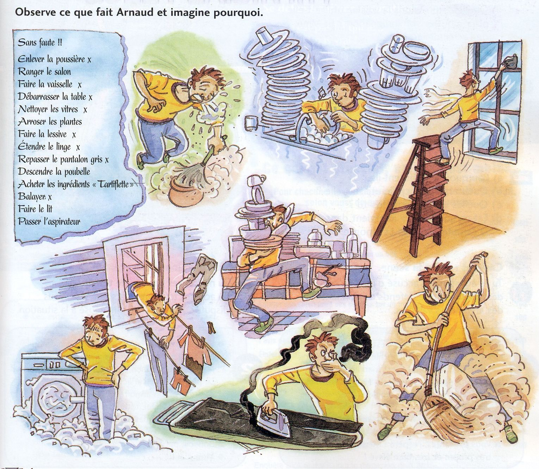 les tàches ménagères - Buscar con Google