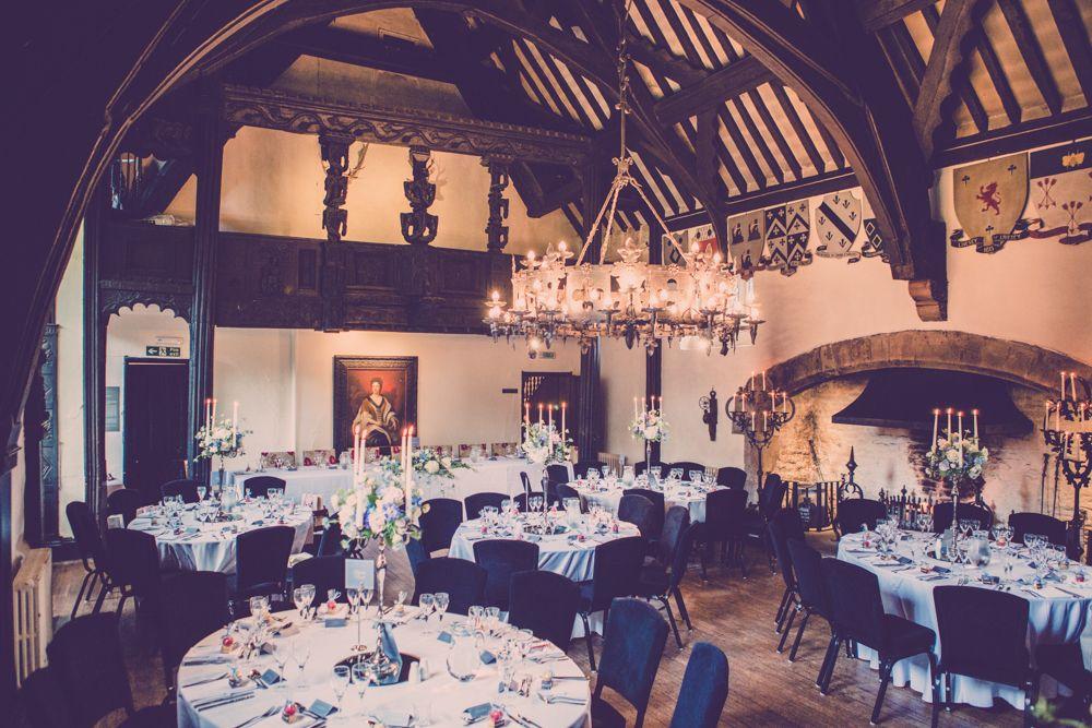 Samlesbury Hall Wedding Venue Preston Lancashire