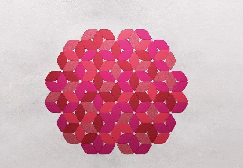 Tappeto Kaleidoscope di Paola Lenti - www.designlover.it ...