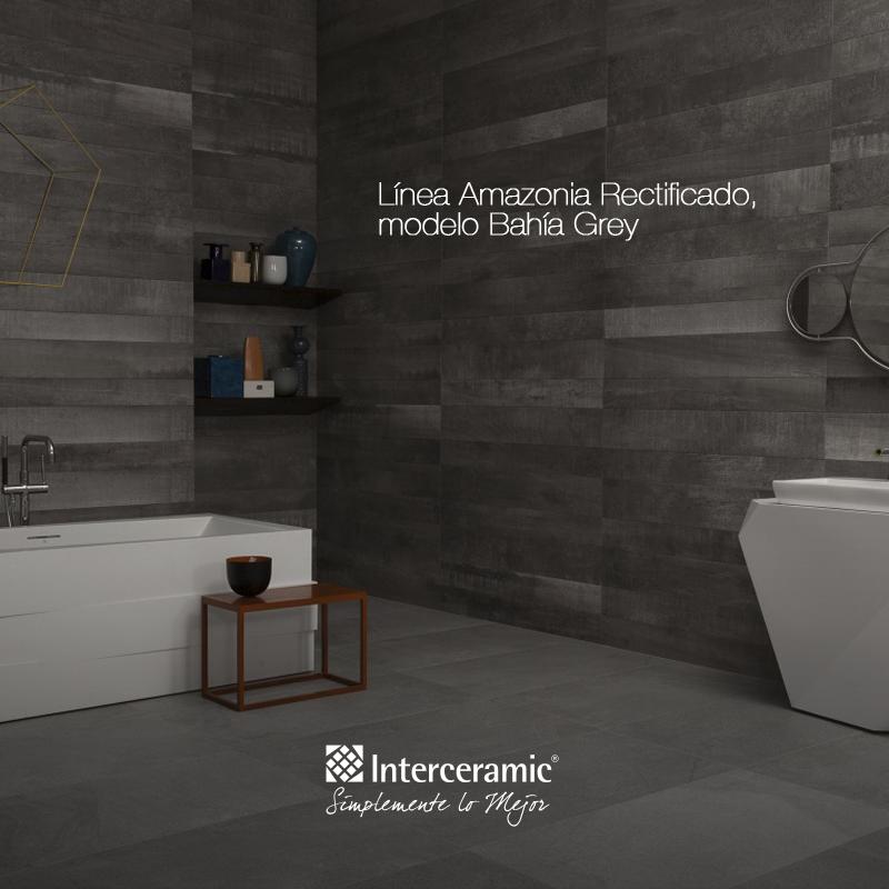 Amazonia interceramic  Bathrooms  Interceramic Pisos
