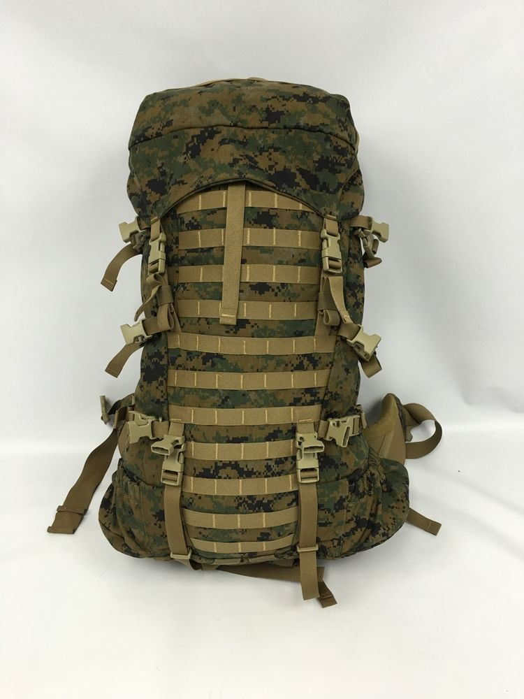 Unused USMC ILBE RECON Main Pack Marpat Woodland Digital Military Surplus 1e6dc66efa634