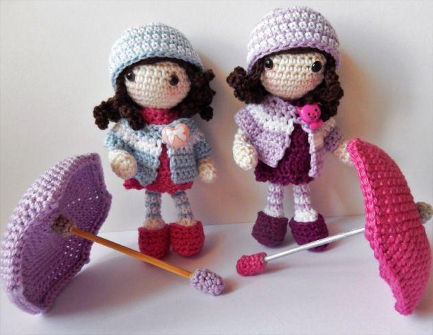 Zelf Maken Met Haakkatoen Doll Crochet Pinterest Crochet