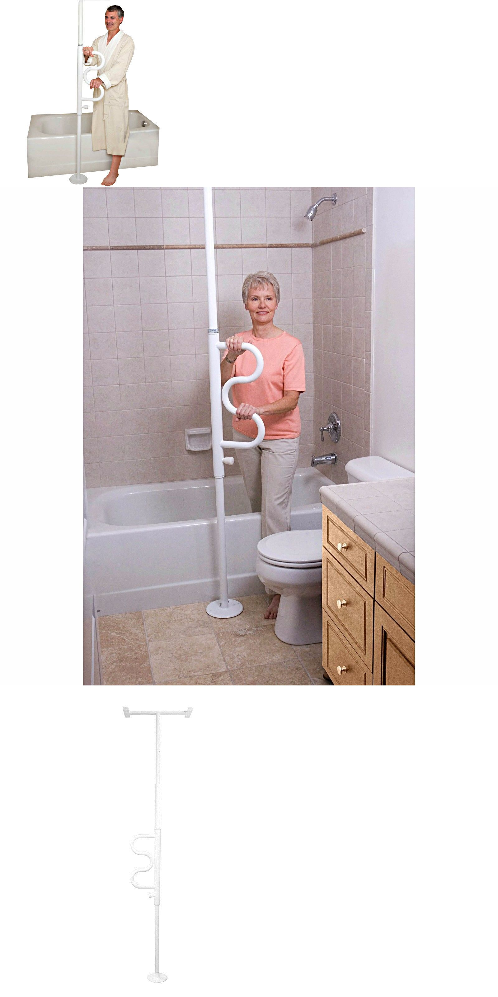 Other Accessibility Fixtures: Handicap Grab Bars Aids For Elderly ...