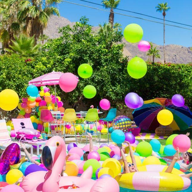 30th Birthday Pool Party Ideas That Will Make A Splash Pool