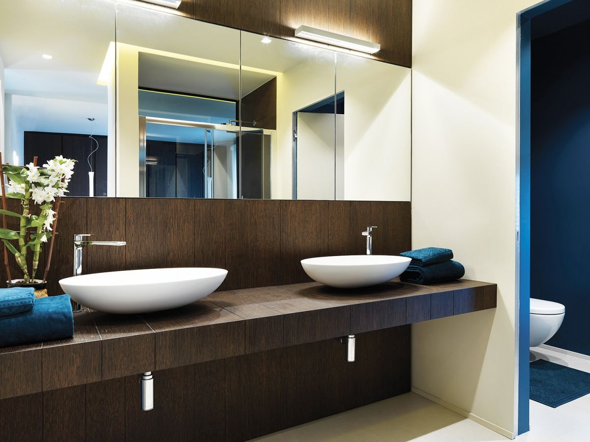 Faretti bagno ~ Progetto sottosopra camera e bagno padronali comunicano tra loro