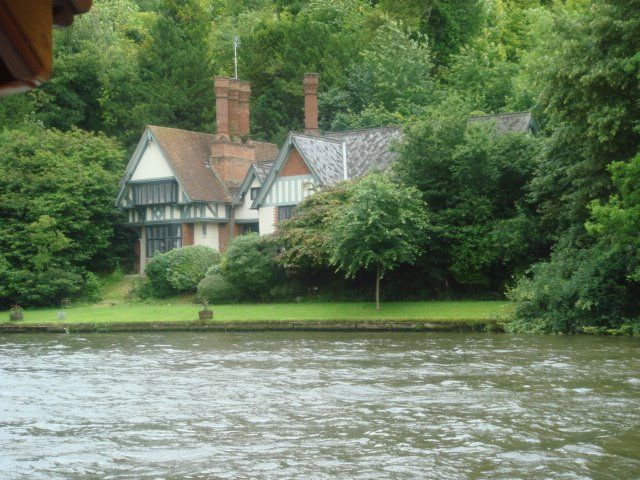 spring cottage, cliveden