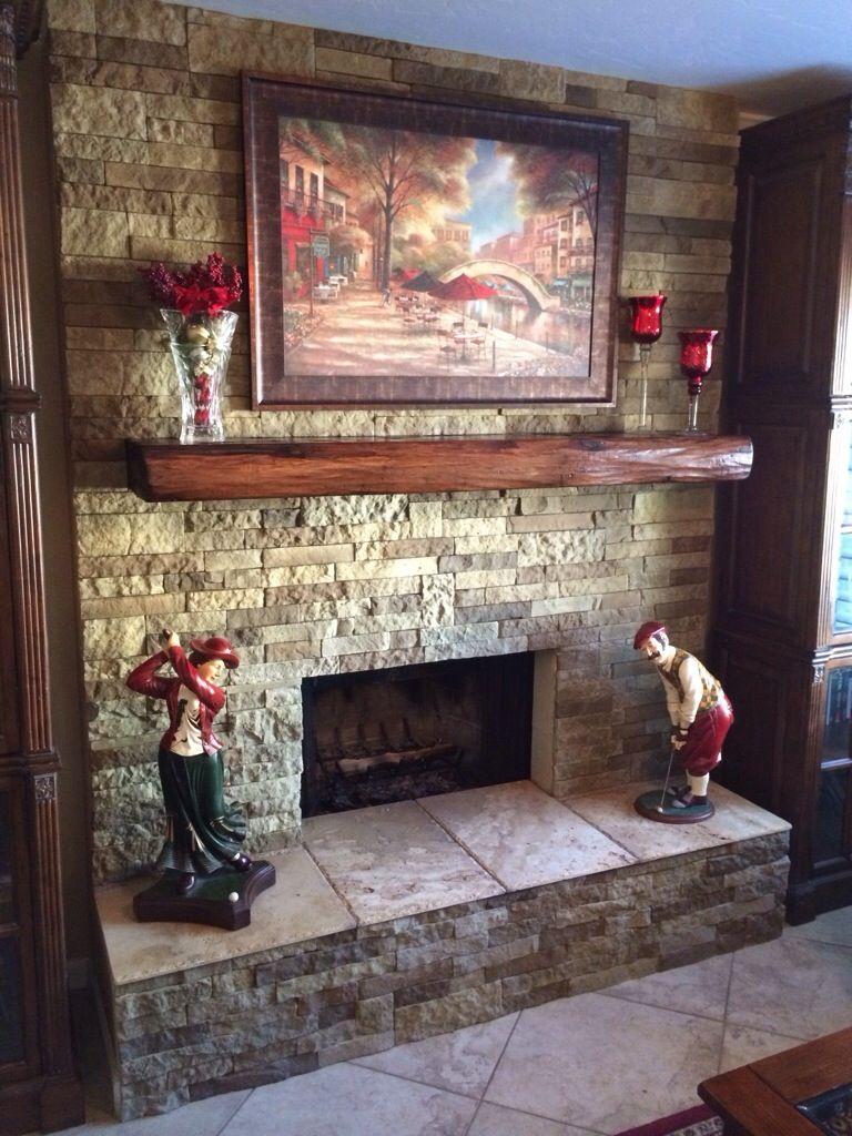 Live Edge Soft Maple Mantel Porter Barn Wood Diy Fireplace Mantel White Wash Brick Fireplace Fireplace