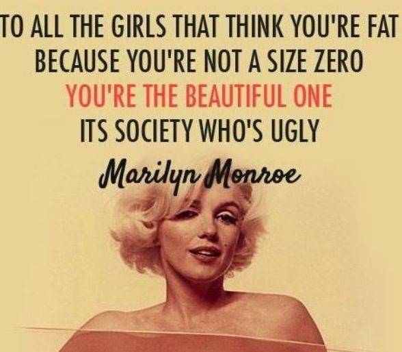 Society can be ugly about it