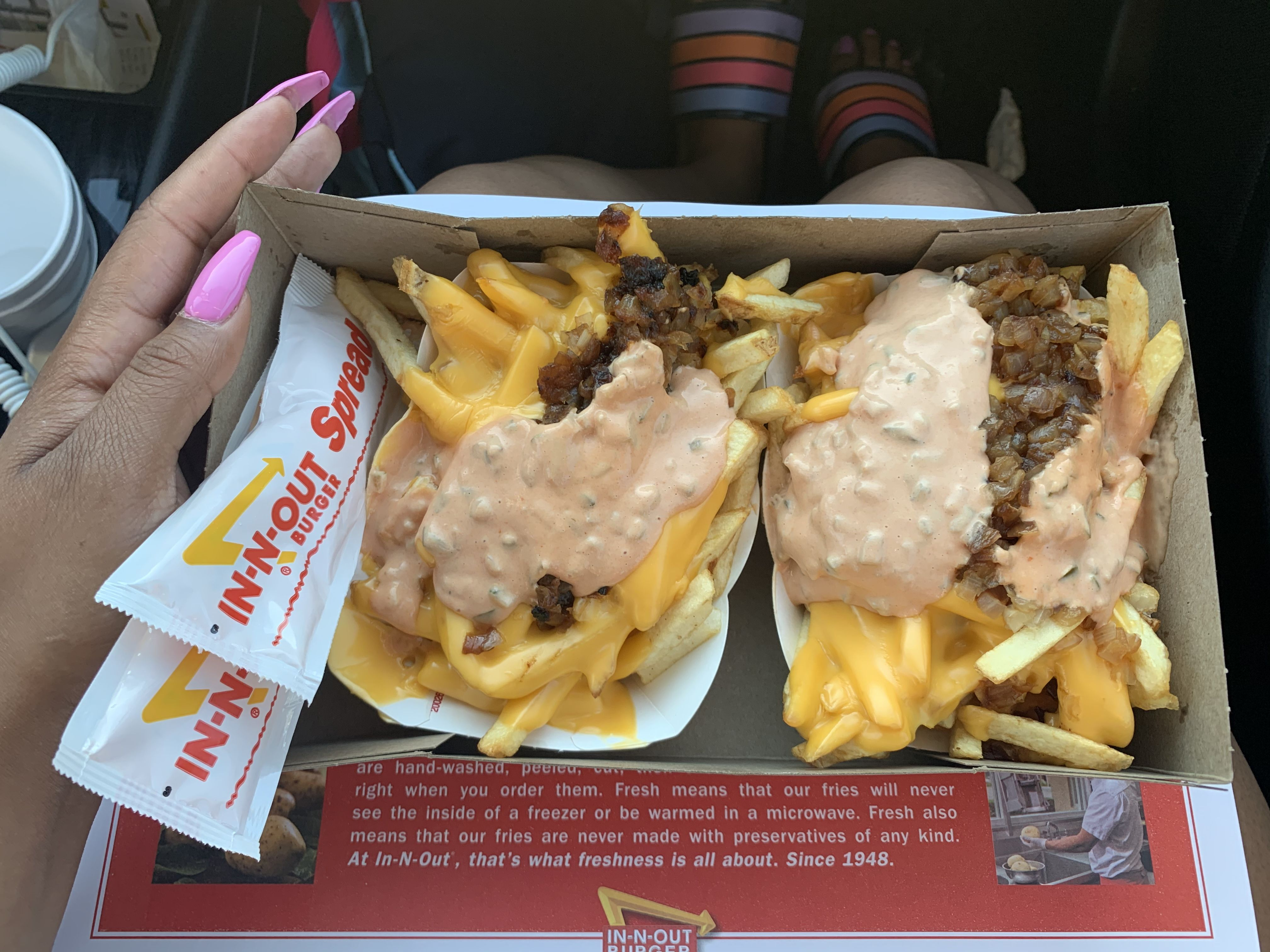 19+ In and out animal style fries ideas in 2021