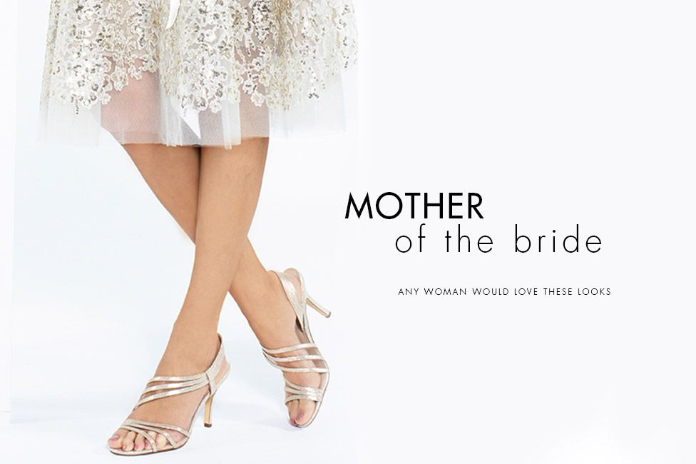 Mother Of The Bride Shoes Evening Pumps