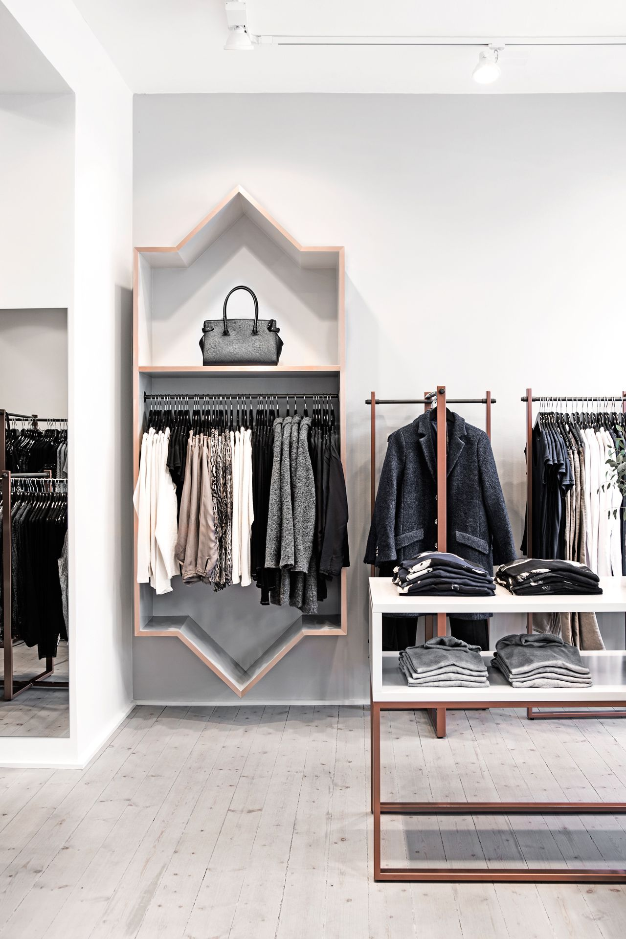 Stock Room Design: Дизайн бутика, Дизайн магазина