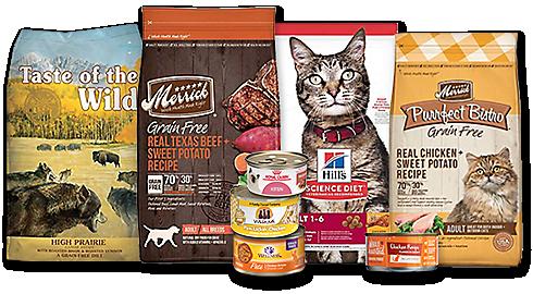 Petco Free Bag Of Dog Or Cat Food Nov 9 10 Cat Food Free Bag