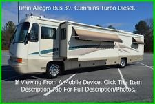 Allegro Bus Rv X2f Motorhome X2f Pusher 39 Slide Cummins Diesel