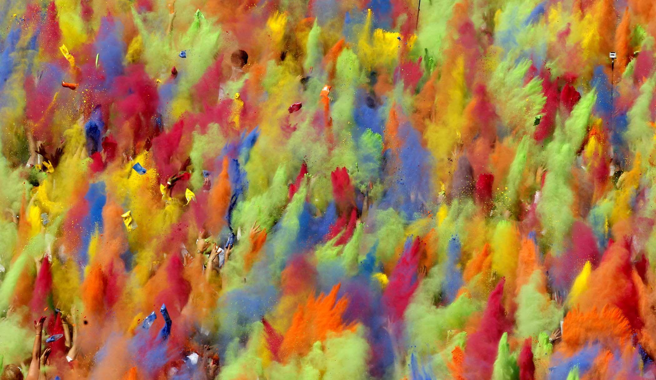 Holi Festival | Colors | Pinterest | Holi, Festivales y Google