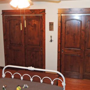 Knotty Alder 8ft Interior Doors