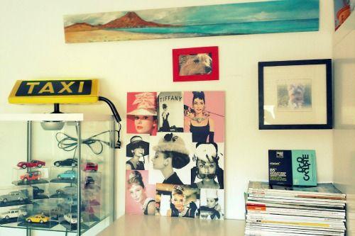 blad: Galería en mi pared