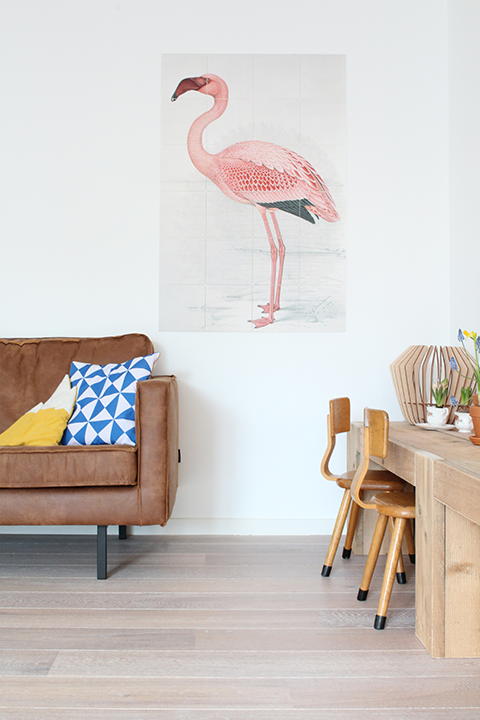 IXXI flamingo | Elske | www.elskeleenstra.nl #ixxiyourworld #ixxi