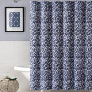 Old World Santa Shower Curtain