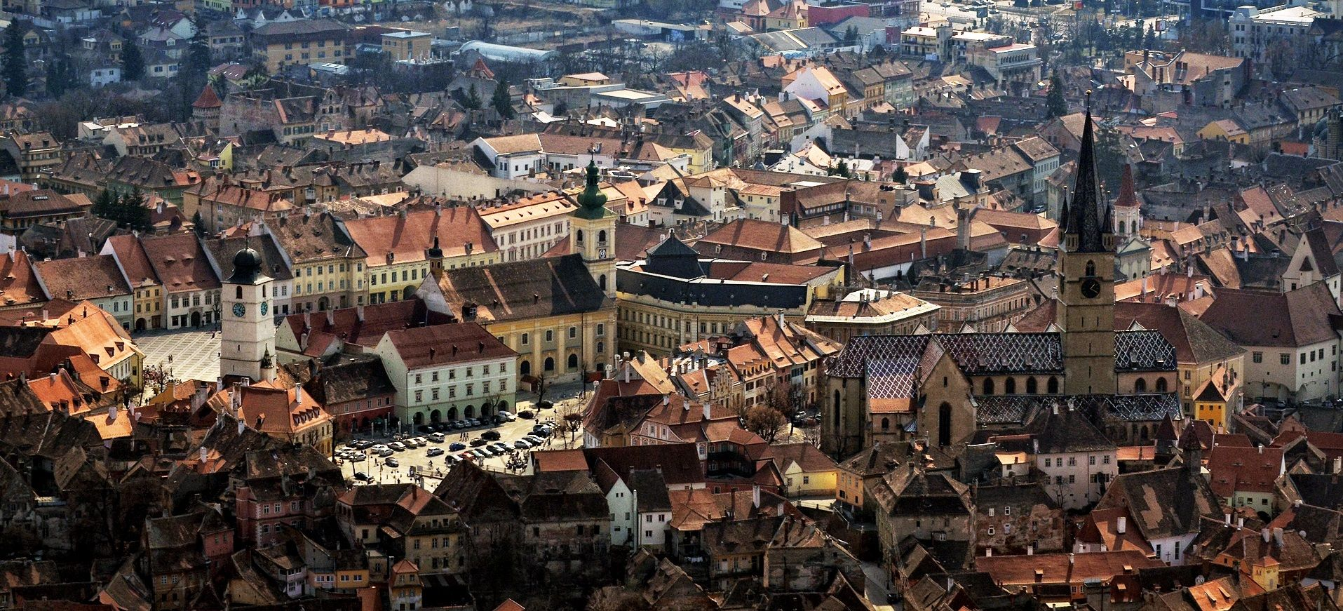 Sibiu is one of the most important cultural centres of