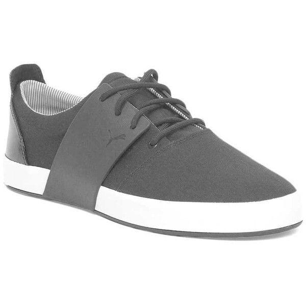 Puma El Ace 3 Herringbone Shoe - Black