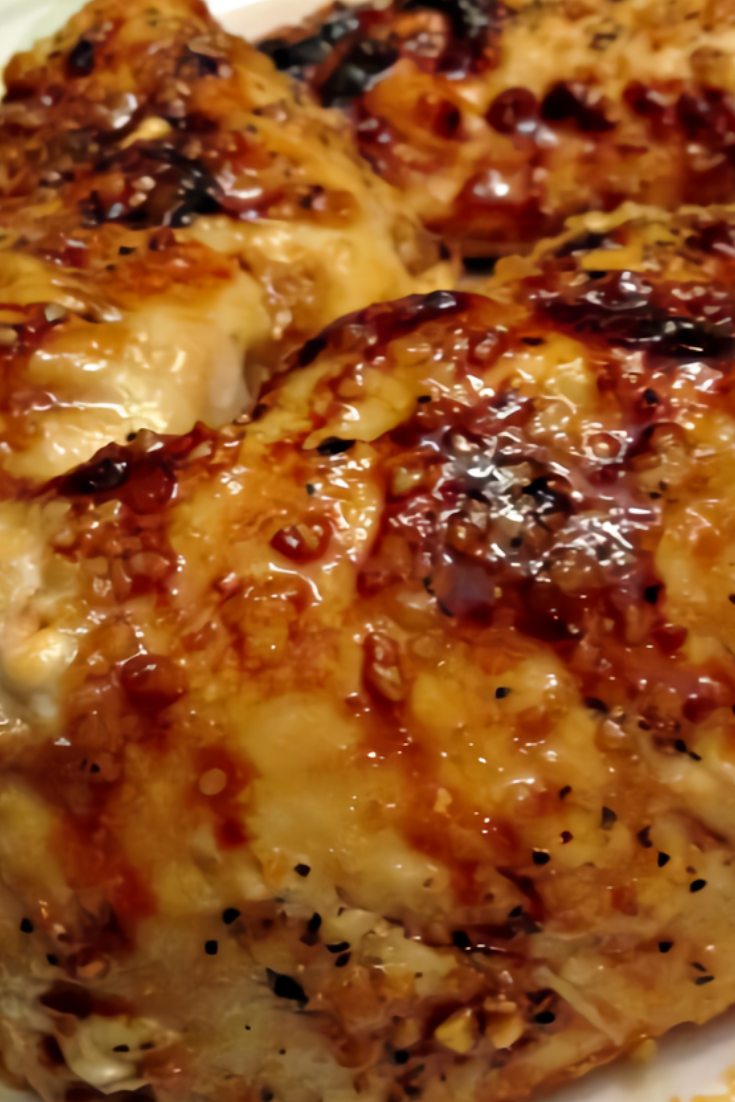 Photo of Baked Chicken to Die For