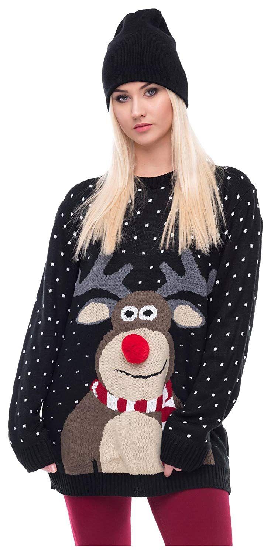 Hässlicher Pullover