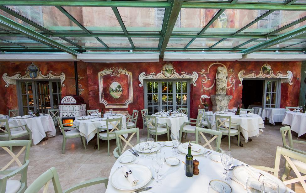 Bruno Restaurant in Lorgues, France