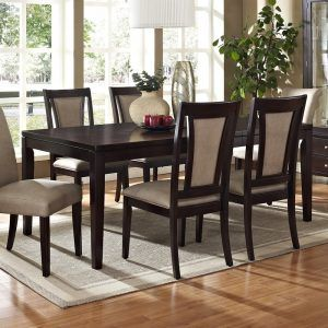 Room · Espresso Dining Room Table And Chairs & Espresso Dining Room Table And Chairs | http://behoovenpress.com ...