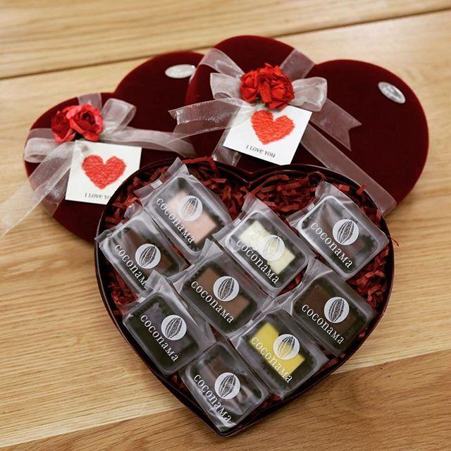 Sweet heat gift box   #coconama #chocolate #vancouver #northvan #northshore #lowerlonsdale #valentines #gift
