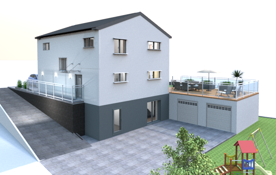 3DHausplanung mit Sweet Home 3D in 2019 Haus planung