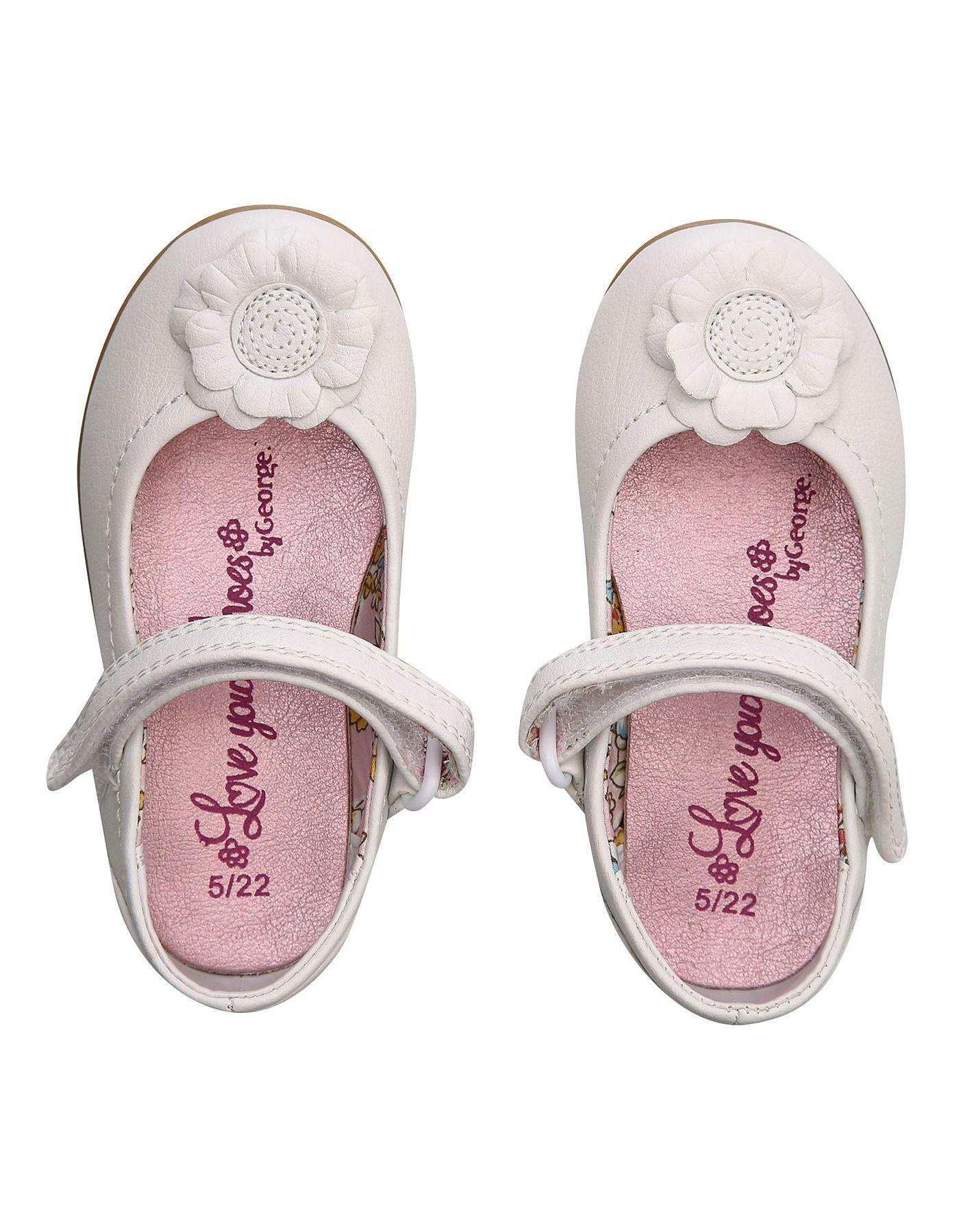 ASDA | Ballet shoes, Girls shoes, Shoes