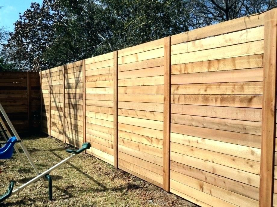 Modern Fence Gate Horizontal Ideas About Inspirations Design Of