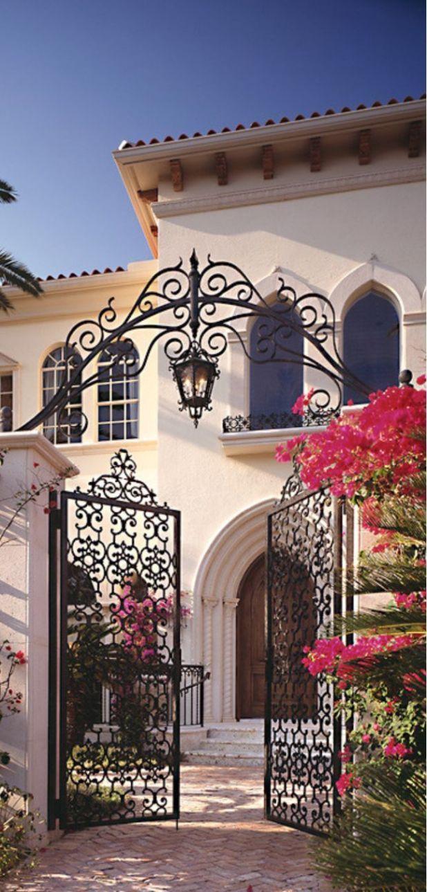 Photo of Old World, Mediterranean, Italian, Spanish & Tuscan Homes & Decor Architecture  …