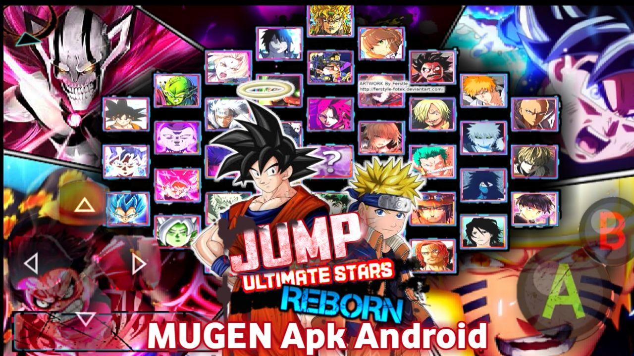23 Download Game Jump Force Mugen