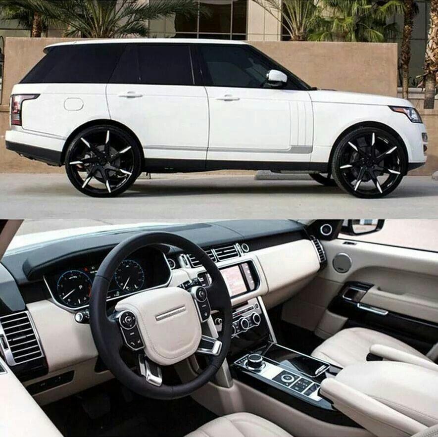 "New Gmc Terrain >> Range Rover HSE sitting on 26"" LZ-109 Lexanie wheels | CARS | Range Rover, Range rover hse, Vehicles"