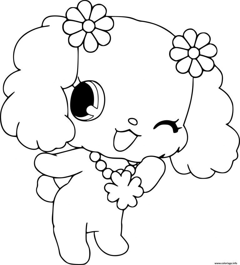Kawaii Dibujos De Perros Para Pintar Title Com Imagens Desenhos Para Colorir Colorir Desenhos