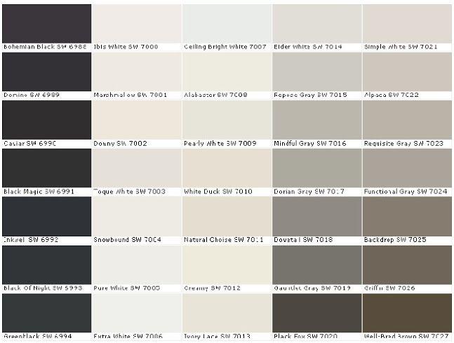 best sherwin williams paint colors. sherwin williams bohemian