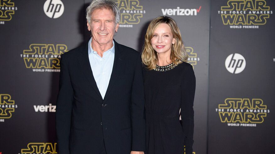 Harrison Ford Reveals Successful Marriage Secrets Don T Talk