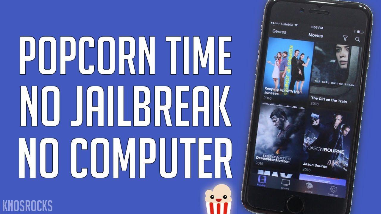 How To Install Popcorn Time iOS 10 2 - 10/9 No Jailbreak