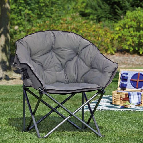 Mac Sports Extra Padded Club Chair At Costco Camping