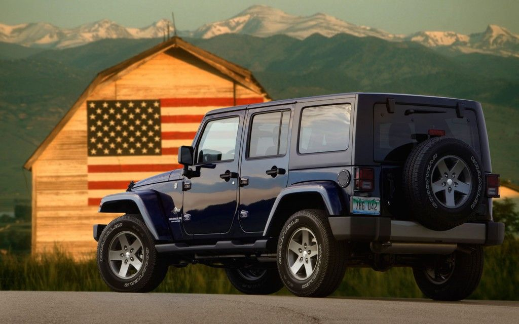 MilitaryInspired 2012 Jeep Wrangler Freedom Edition