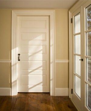 Delicieux Custom Paneled Door   Traditional   Interior Doors   Philadelphia    Fredendall Building Company