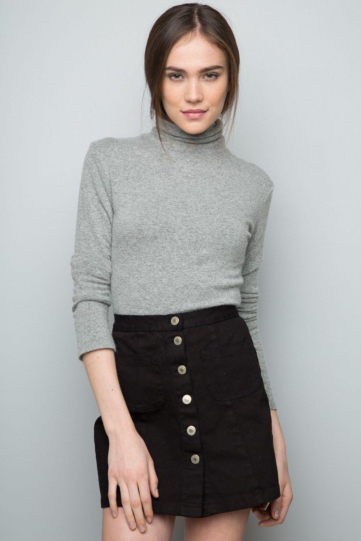 Brandy ♥ Melville | Bruce Skirt | outfits | Pinterest | Brandy ...