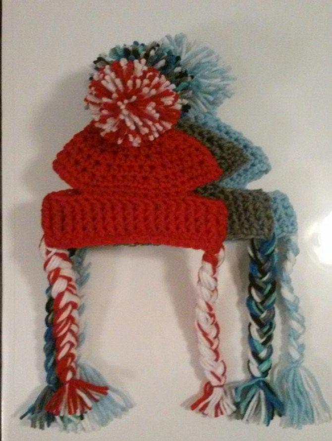 Dog hat, Small, Medium, Large, Doggie Beanie, crochet dog hat, dog ...